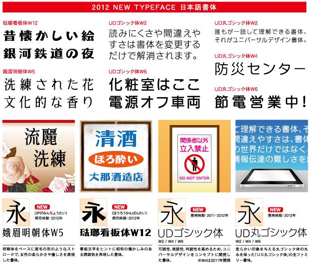 TypeMuseum 5700 新書体