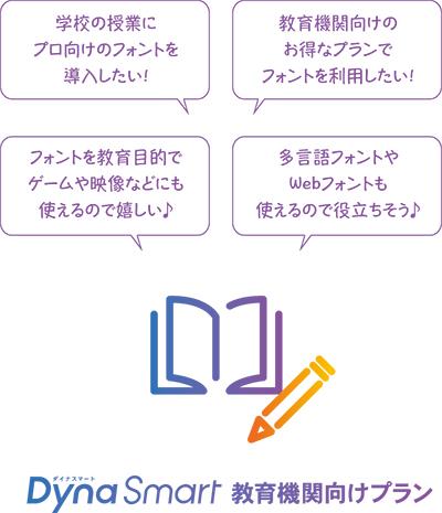DynaSmart 教育機関向けプラン
